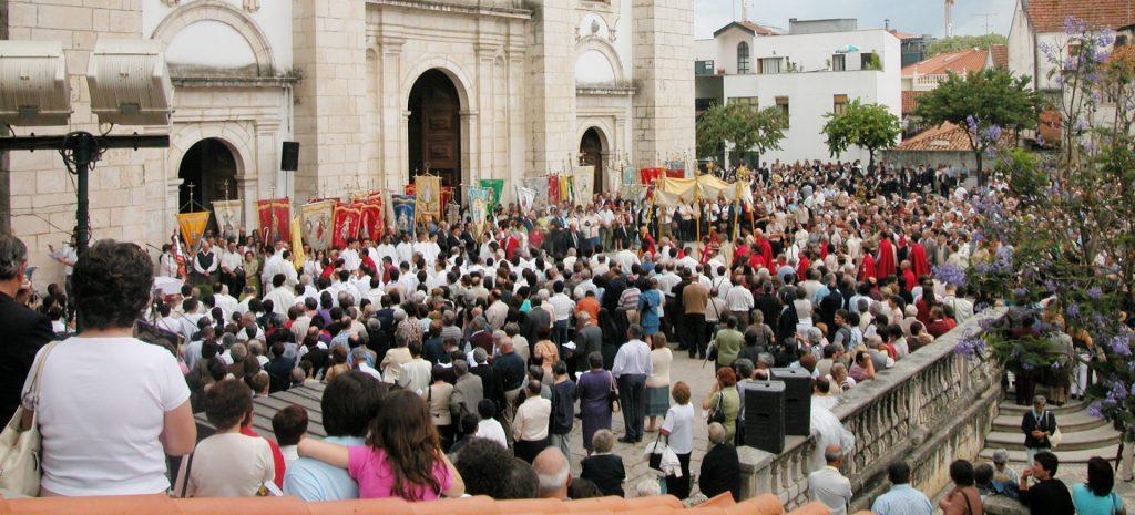 Festa do Corpo de Deus em 2006